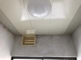古いお風呂のモルタル