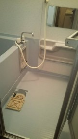 浴室全体クリーニング
