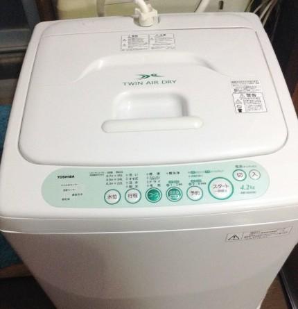 洗濯機分解クリーニング