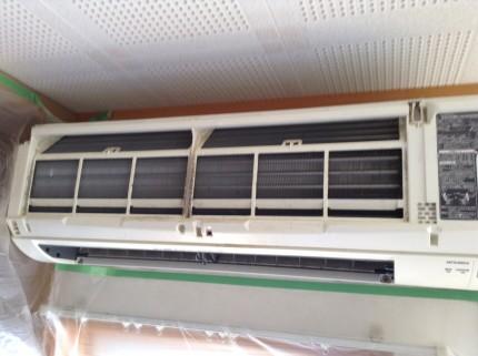 三菱 エアコン クリーニング
