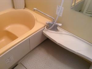 お風呂のクリーニング