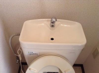 トイレの汚れ落とし