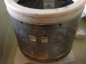 パナソニック 洗濯槽 クリーニング