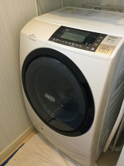 日立BD-S8700L分解洗浄