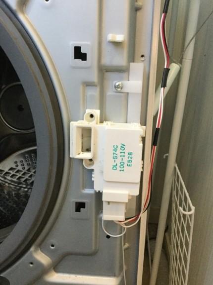 日立洗濯機BD分解洗浄