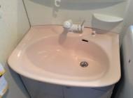 洗面台 クリーニング
