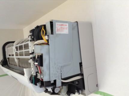 パナソニック お掃除機能付エアコン 電装部