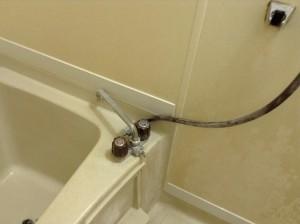 浴室石鹸カス落とし