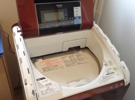日立ビートウォッシュ分解洗浄方法