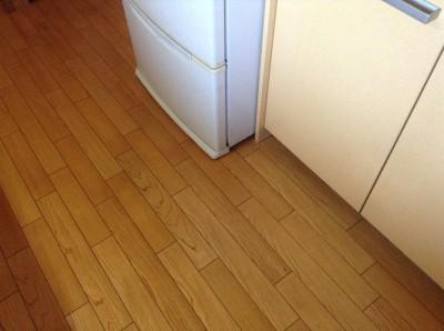冷蔵庫裏掃除