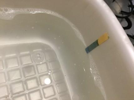 アルカリ電解水希釈倍率