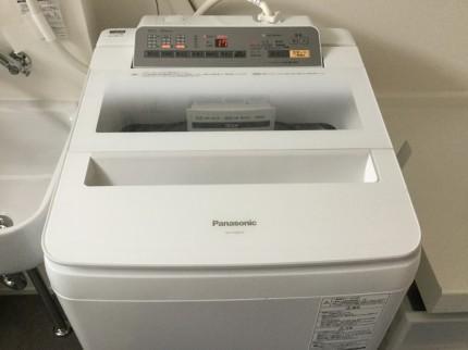 洗濯機パナソニック分解洗浄