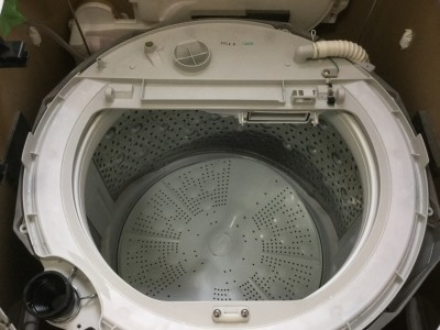 日立ビートウォッシュBW-D9MVの分解洗浄はおそうじ本舗佐久中込店にお任せ下さい!