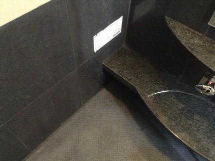 浴室 棚 水アカ 石鹸カス 除去
