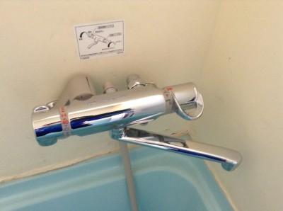 水栓 蛇口 水アカ 除去