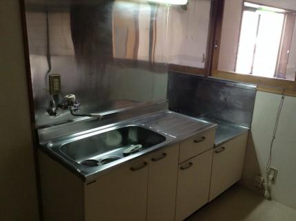 キッチン クリーニング