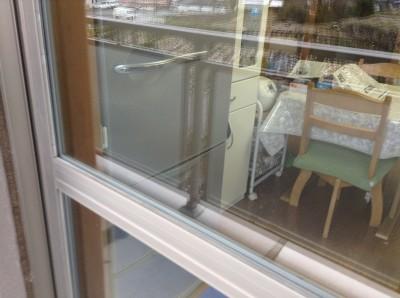 ガラス窓 クリーニング