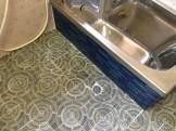 浴室タイル補修