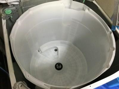 洗濯槽内の汚れ洗浄