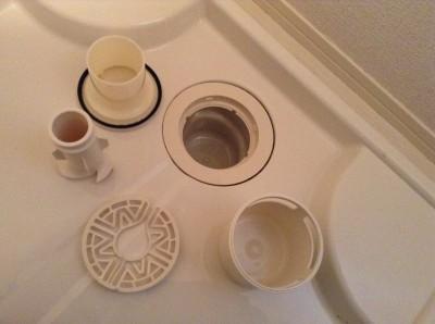 日立 ビートウォッシュ 洗濯槽 分解洗浄