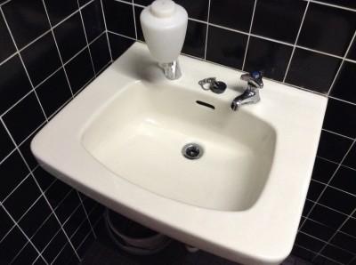 トイレの床白い汚れ落とし
