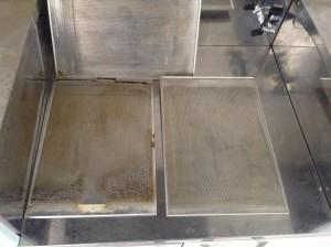 レンジフード フィルター 油汚れ クリーニング