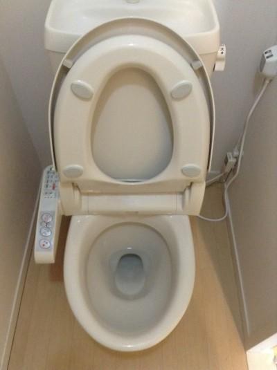 トイレ 輪ジミ汚れ落とし