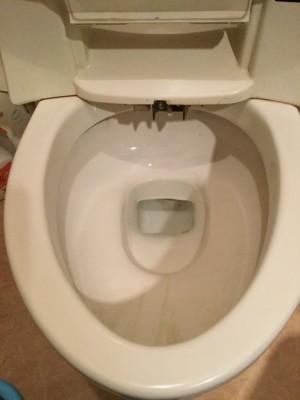 佐久商工会プレゼンツ ワンツーコイン1000円でトイレの輪ジミ落とし