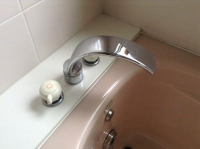 蛇口 水道 水栓 水アカ カルキ 除去