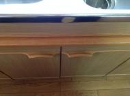 キッチン収納汚れ落とし