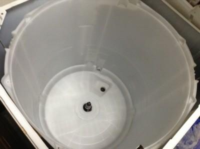 洗濯槽の洗浄