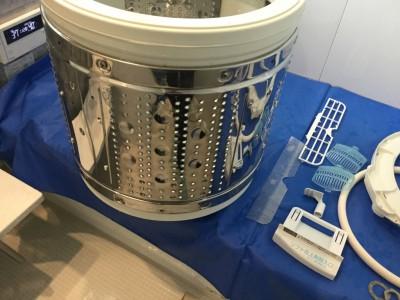 洗濯機の槽内洗浄