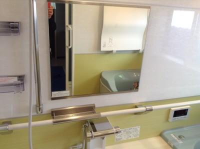 浴室乾燥機のフィルター汚れ落とし