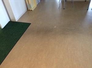 店舗や施設の床洗浄