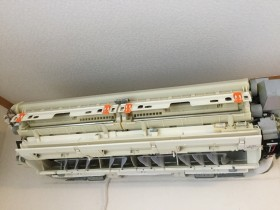 シャープ AY-Z63SX-W  お掃除機能付きエアコン分解洗浄 2010年製