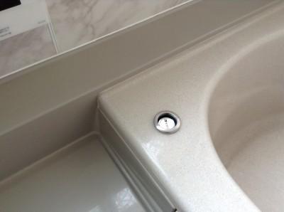 浴室カビ落とし