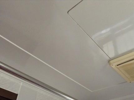 浴室乾燥暖房機の分解洗浄