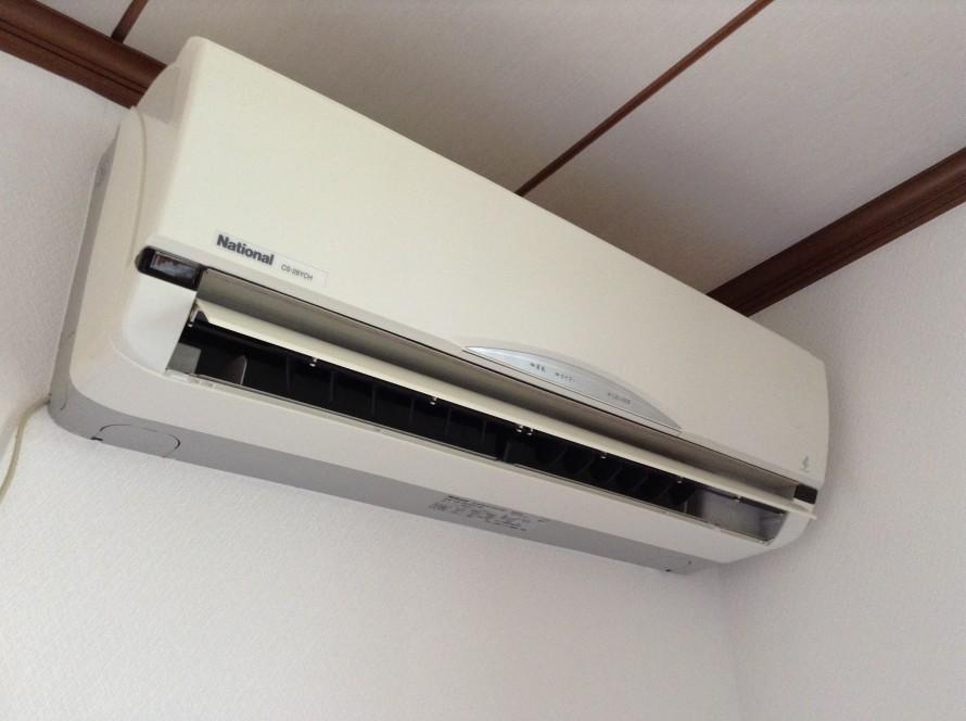 なかなか冷えないエアコンクリーニング