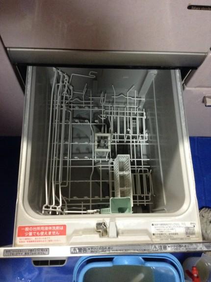食洗機の洗浄