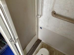 おふろ掃除 浴室 カビ 除去