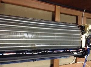 東芝製のエアコン大清快クリーニング
