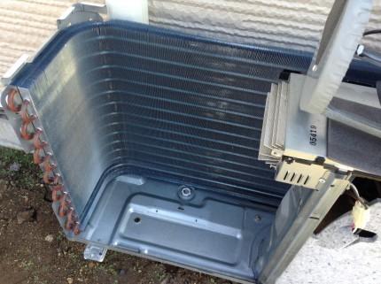 エアコンクリーニング 東芝エアコン