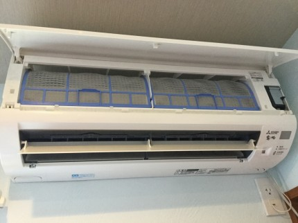 エアコンクリーニング佐久市