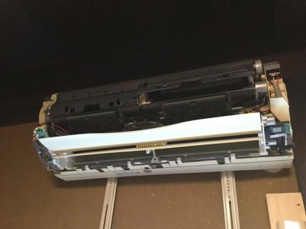 SHARP AY-U2855T おそうじ付きエアコン分解洗浄