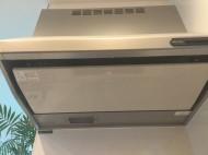 タカラスタンダード レンジフード換気扇のクリーニングです。 本製品は、クリーニングがしやすい換気扇だと思います。