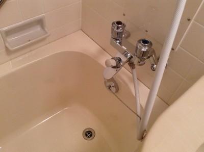 浴室クリーニング ざらつき落とし