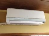 日立白くまくん エアコンクリーニング 分解洗浄
