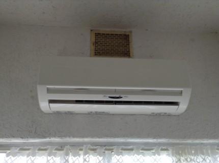 浴室暖房機分解クリーニング