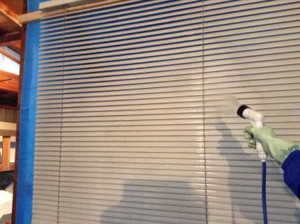ブラインドクリーニング方法