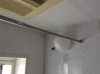 浴室クリーニング カビ・水アカ・カルキ落とし